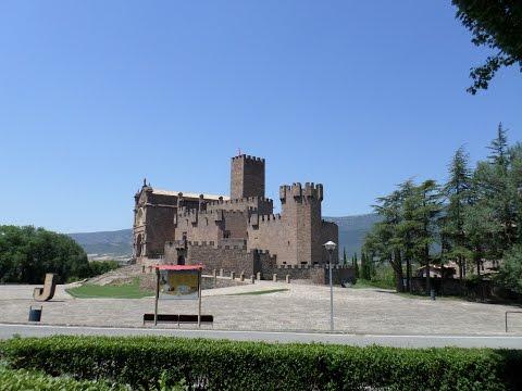 From Olite to Javier Castle, Navarra-SPAIN 2015