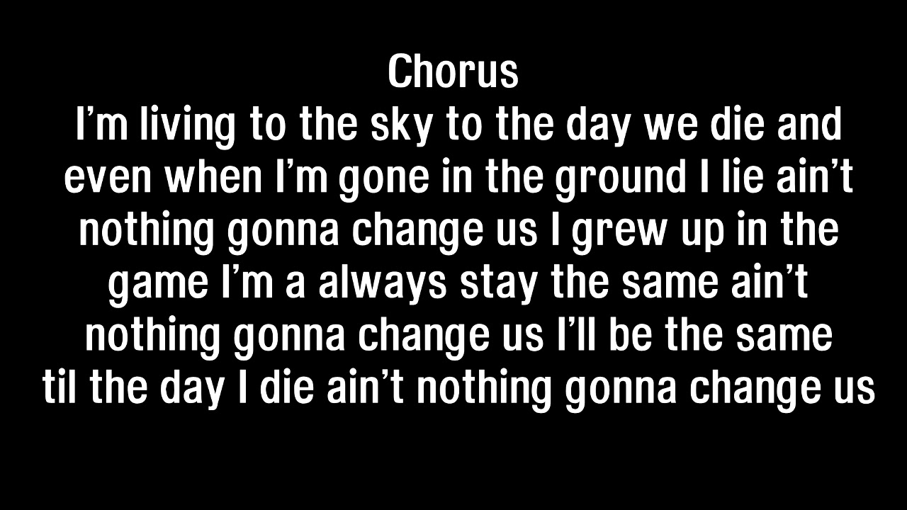 NOTHING GONNA CHANGE - 38 Spesh, Emanny & Kool G rap (produced by Midnite) (Lyric Video)