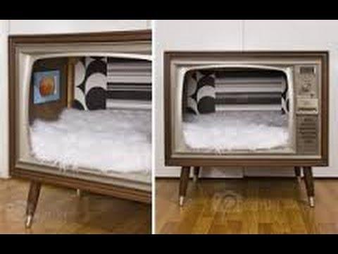 Como hacer camas para tus mascotas ideas faciles 5 youtube - Como hacer camitas para perros ...
