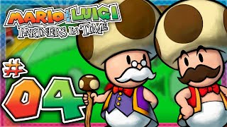 Mario and Luigi: Partners In Time - Part 4: Back To The Future!