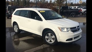 2015 Dodge Journey Canada Value Package | Edmonton AB | 18GV5732A | Crosstown Chrysler
