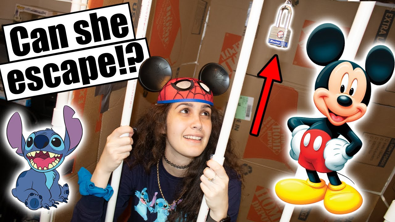 Disney Escape Room Challenge Youtube