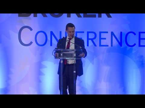 Intro to conference & Consumer perception of brokers Presentation – Kieran O'Leary, Ipsos MRBI
