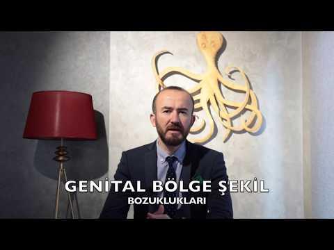 Genital Bölgedeki Şekil Bozuklukları