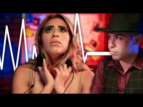 VIDEO: YouTubers VS Detector de Mentiras   Kim Shantal