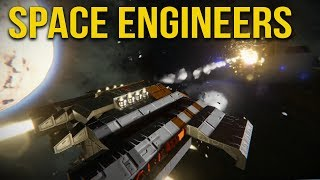 Space Engineers Survival -  PvE Hard Mode Activated