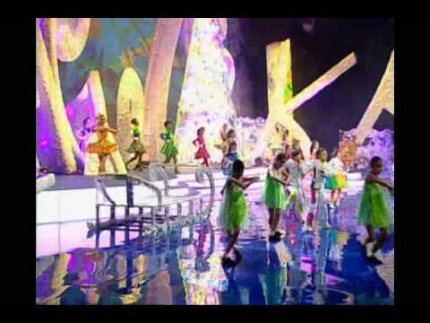 Видео: Домисолька и Анс. танца Орлята - Цветик-семицветик