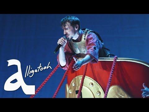 Alligatoah - Livemusik ist keine Lösung - Himmelfahrtskommando Tour - DVD Trailer