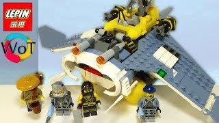 Хороший аналог Лего Ниндзяго от LEPIN