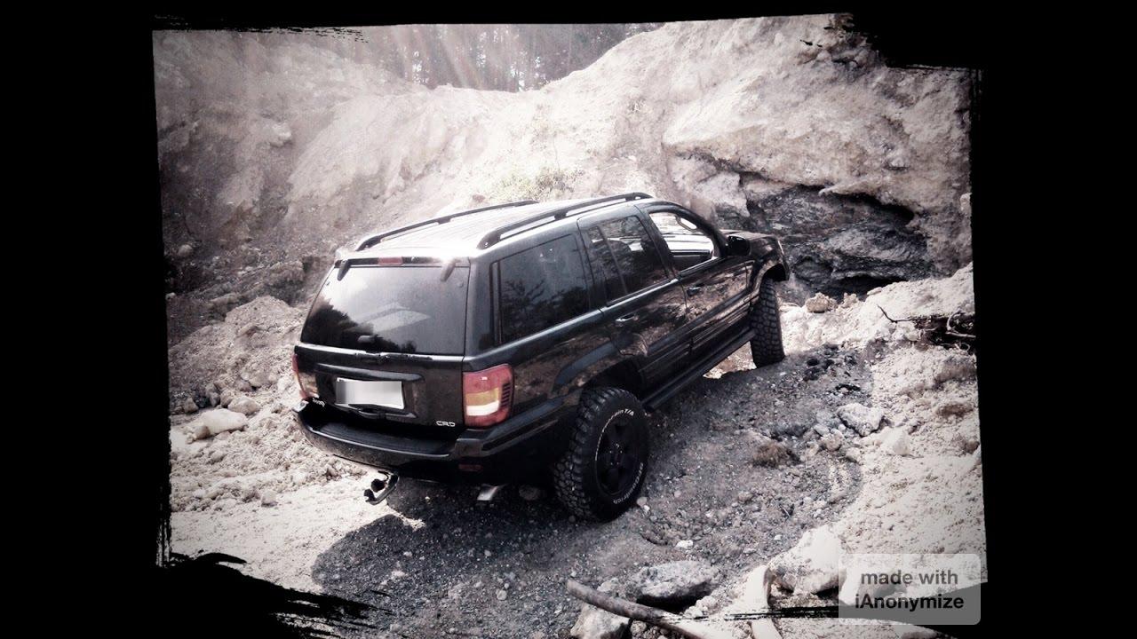 Jeep Grand Cherokee Descachización nafta y GNC, Luis Albiazul