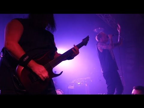 Fear Factory  Edgecrusher  Powershifter HD HQ Audio  Chicago 862015