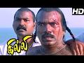 Ghilli Tamil Full Movie Scenes   Prakashraj Threatens Dhamu   Vijay & Trisha Escapes From Prakashraj video