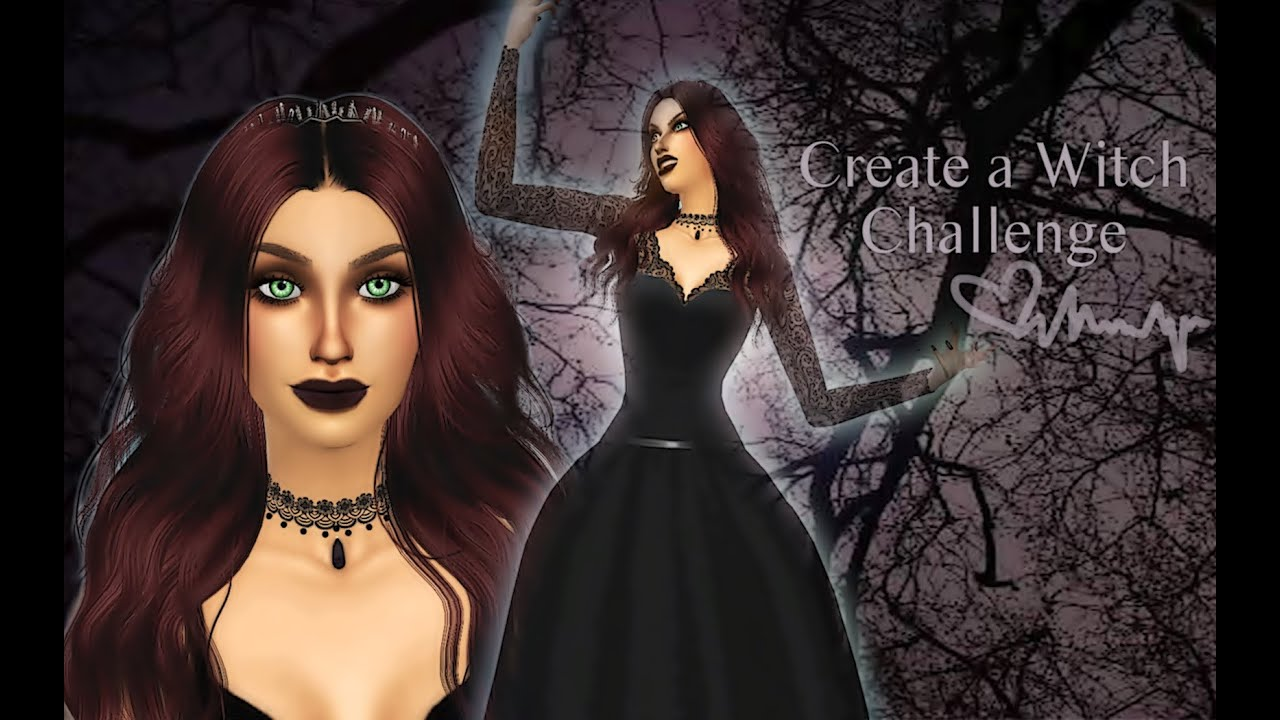 how to become a witch in sims 4