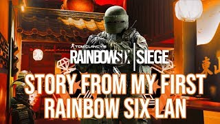 Story From My First Rainbow Six LAN | Sky Full Game