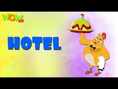 Hotel- Eena Meena Deeka - Non Dialogue Episode