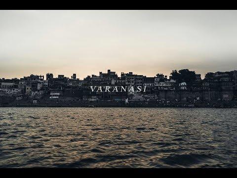 Varanasi, India // Cinematic Travel Film