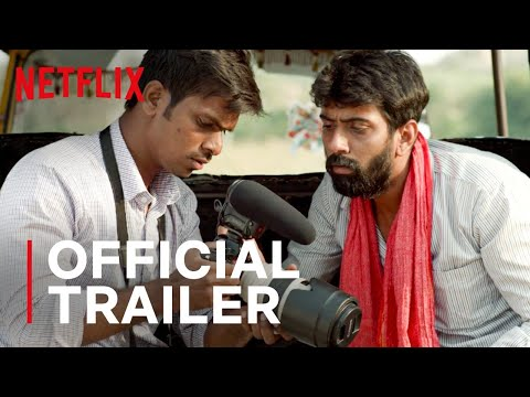 Cinema Bandi | Official Trailer | Telugu Film | Raj & DK | Praveen Kandregula | Netflix India