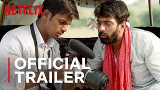 Cinema Bandi | Official Trailer | Telugu Film | Raj & DK | Praveen Kandregula | Netflix India Image