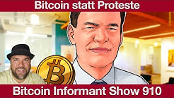 #910 Tim Drapers DeFi Investment, Bitcoin gegen Bargeld kaufen & BTC als Alternative zu Protesten