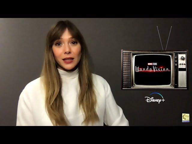 "Marvel Studios Presents ""WandaVision"" Original Series - Liz Olsen, Paul Bethany and Matt Shakman"