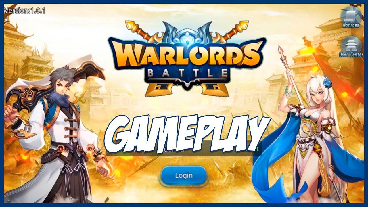 Warlords Battle Heroes astuce et triche