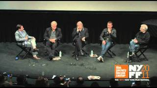 NYFF Press Conference: A Dangerous Method