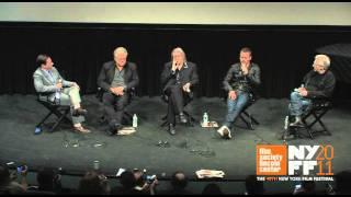 NYFF Press Conference: A Dangerous Method