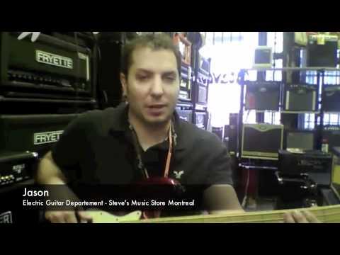 Fender American Std Jazz V @ Steve's Music Store