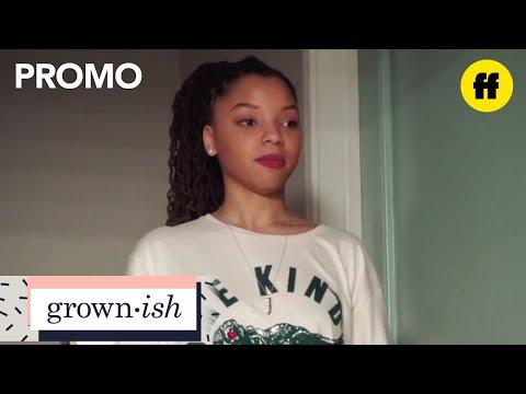 "grown-ish | season 1, episode 12 promo: ""crew love"" | freeform"