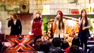 4th impact sing HOLY NIGHT (christmas song) The X Factor UK 2015