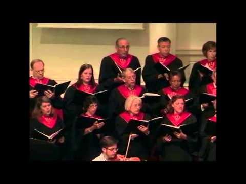 """Peace I Give to You"" FUMCLV Chancel Choir"