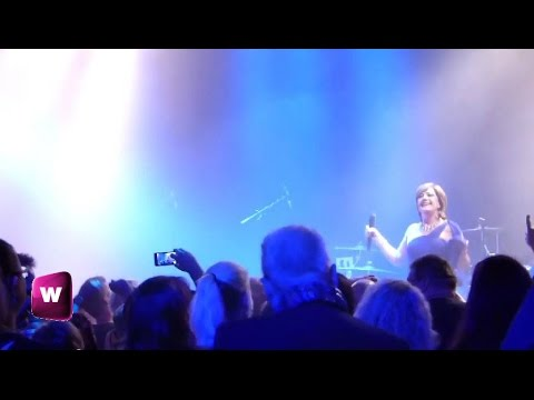 "LIVE: Nicki French sings ""Total Eclipse of the Heart"" - Eurovision Cruise 2014 