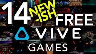 14 Newish Free Vive Games