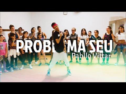 Problema Seu - Pabllo vittar Coreografia Baseado na Original
