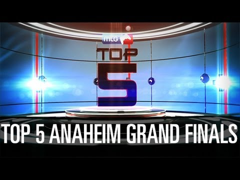 MLG Top 5: Best plays from the Grand Finals at Anaheim