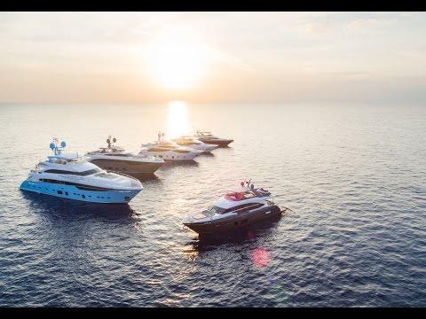 Princess M Class and Motor Yachts
