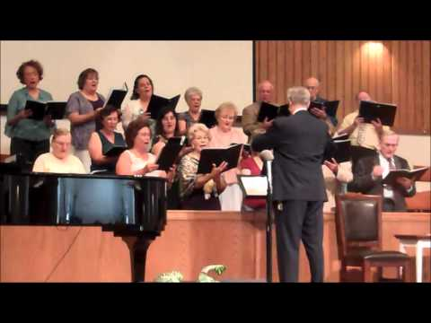 """Speak, Oh Lord""   Praise Choir   ~ a.m.  service  ~ Sept  8, 2013   ~ 3of4"