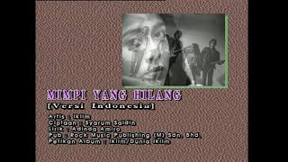 Video Iklim_Mimpi Yang Hilang[Official MV] download MP3, 3GP, MP4, WEBM, AVI, FLV April 2018