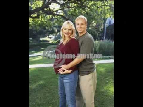 Brian y Leighanne Littrell