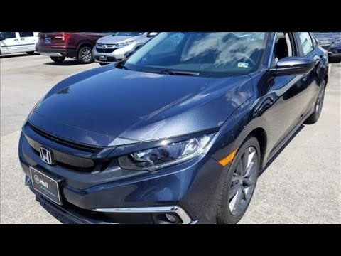 New 2019 Honda Civic Virginia Beach VA Norfolk, VA #2192584