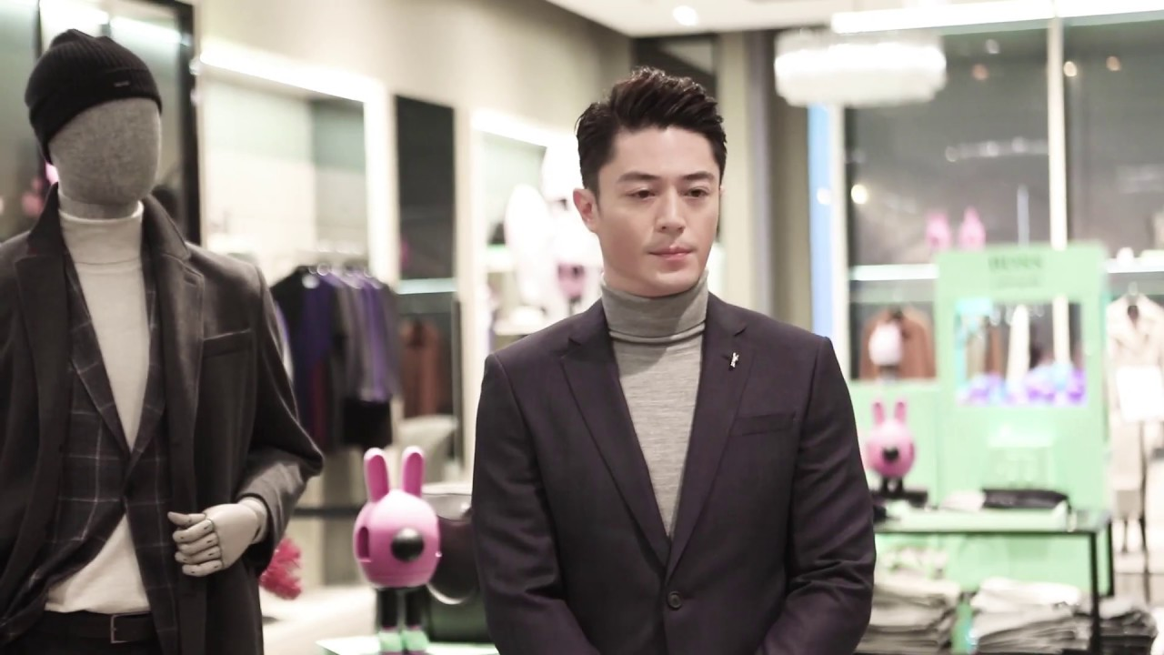 896a97ad0 Chengdu store event highlights with Wallace Huo | BOSS - YouTube