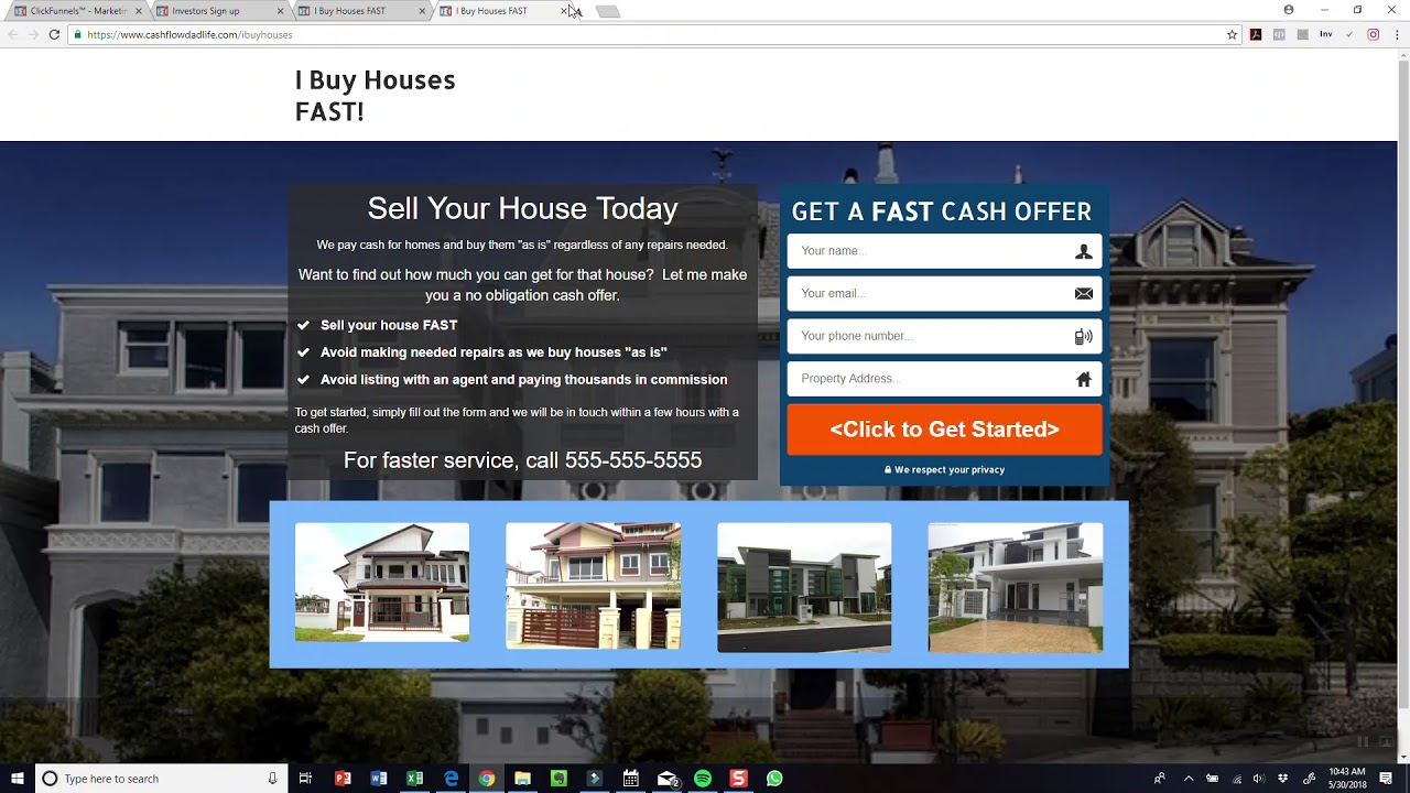 Clickfunnels Real Estate for Beginners