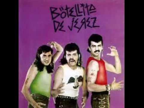BOTELLITA DE JEREZ (album- botellita de jerez)