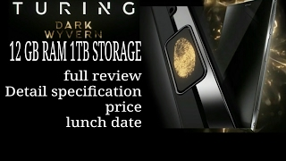 Turing dark wyvern mobile, price, full review and specification, REALES date.