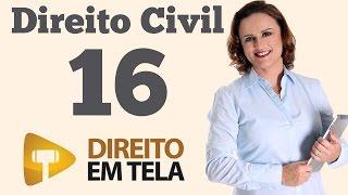 Direito Civil - Aula 16 - Direitos da Personalidade - Art. 11 do Código Civil