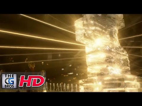 "CGI VFX Spot : ""Casino Paillettes""  by - Shed"