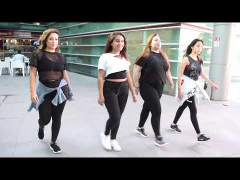 Azukita - Steve Aoki ft Daddy Yankee Zumba Cardio Extremo Cancun