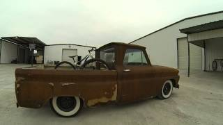 Cold Start 1964 Chevy C10 Diesel Swap