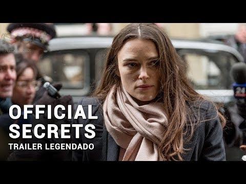 Official Secrets • Trailer Legendado