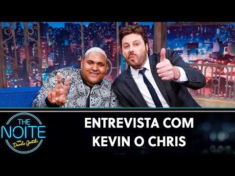 Entrevista com Kevin O Chris  The Noite 200919